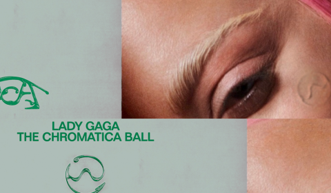 Lady Gaga Announces 'The Chromatica Ball'.